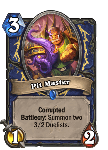 Pit Master Corrupted