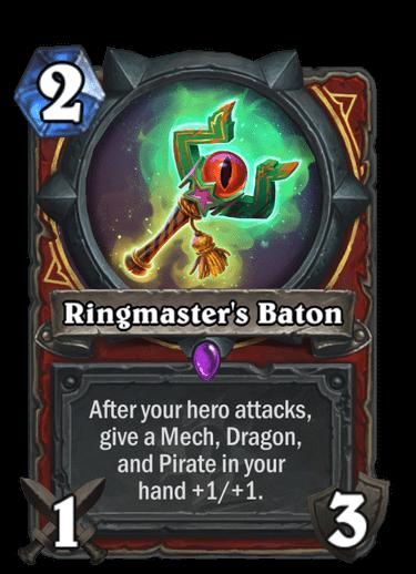 Ringmaster's Baton
