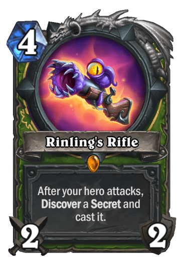 Ringlings Rifle