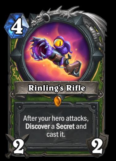 Ringlings Rifle