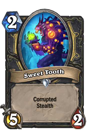 Sweet Tooth Corrupted