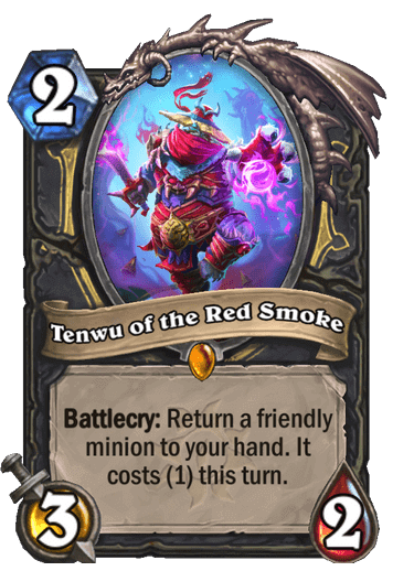 Tenwu of the Red Smoke