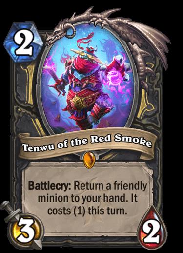 Tenwu of the Red Smoke