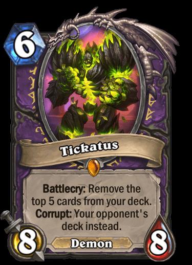 Tickatus