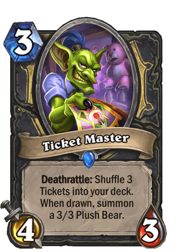 Ticket Seller