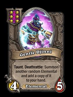Gentle Djinni