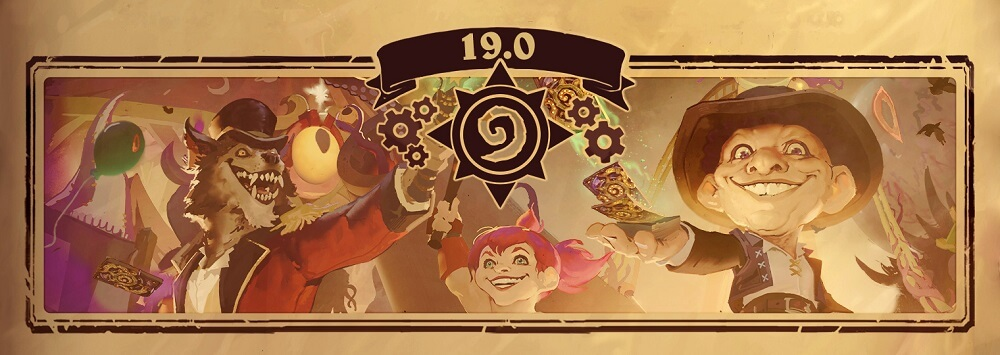 Hearthstone Patch 19.0