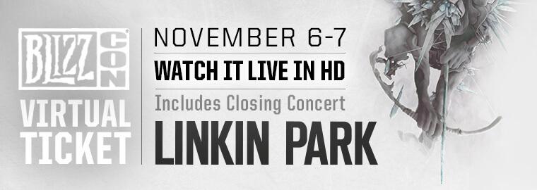 Linkin Park a BlizzCon-on