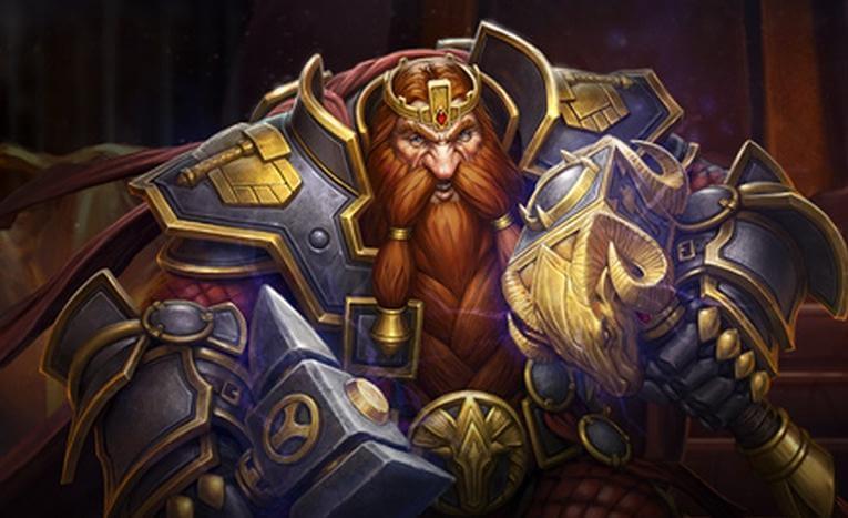 Magni Bronzebeard, az új Warrior hős története