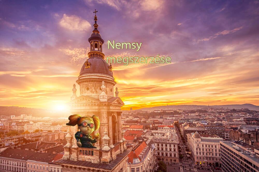 Nemsy, Warlock hős (skin) megszerzése október 20-án (frissítve: 10.16.)