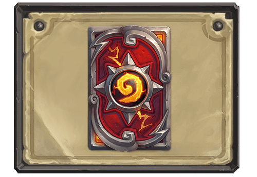Thrill of Victory cardback