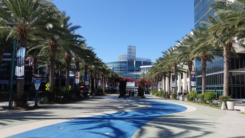 BlizzCon Anaheim Convention Center