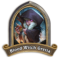 Blood Witch Gretta