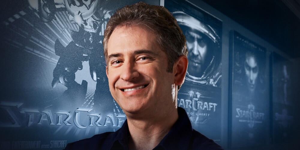 Mike Morhaime, a Blizzard elnöke visszavonul, az új elnök J. Allen Brack