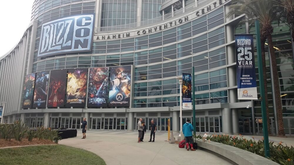 BlizzCon Anaheim Convention Center
