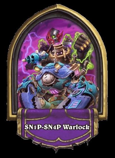 SoUWld SN1P-SN4P Warlock portrait hearthstone