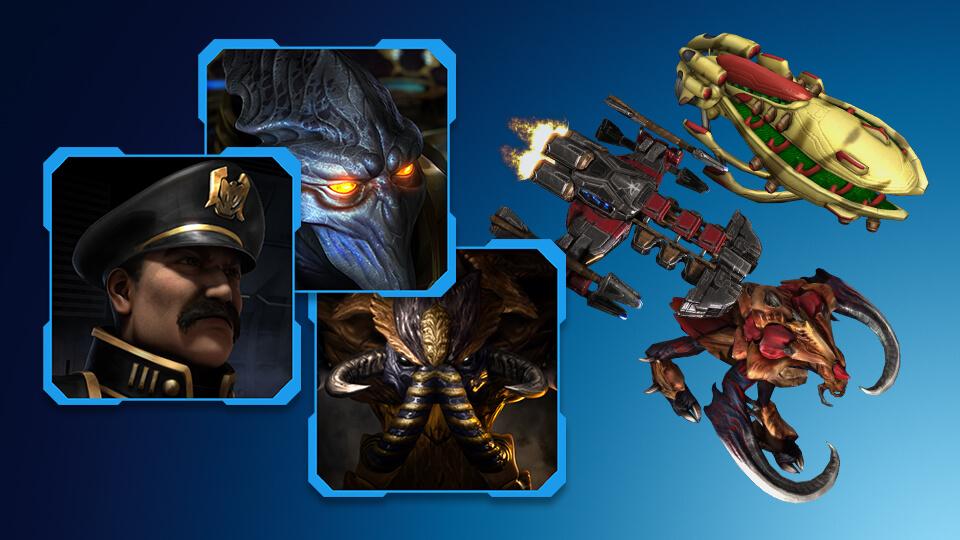 StarCraft II BlizzCon 2019