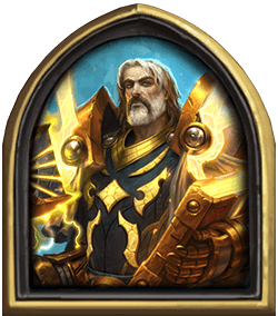 Lightforged Uther