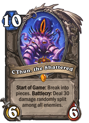 Cthun, the Shattered