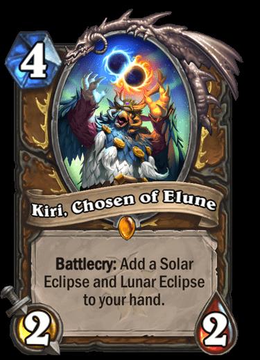 Kiri, Chosen of Elune