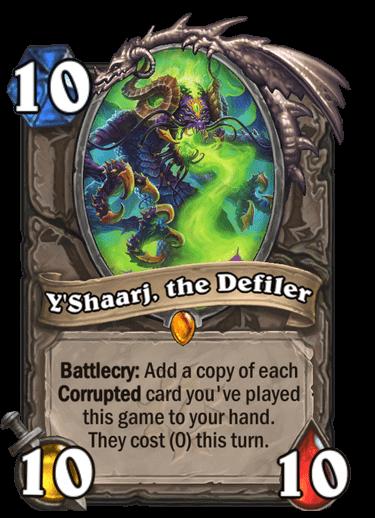 Yshaarj, the Defiler