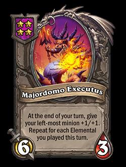 Majordomo Executus
