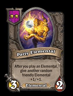 Party Elemental