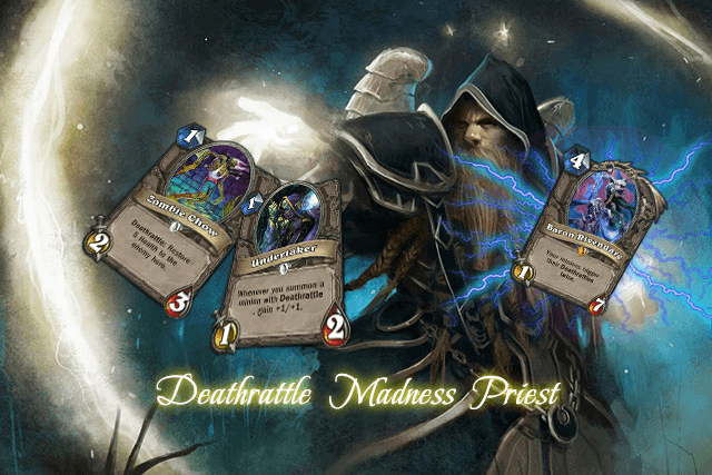 'Deathrattle Madness' Priest pakli
