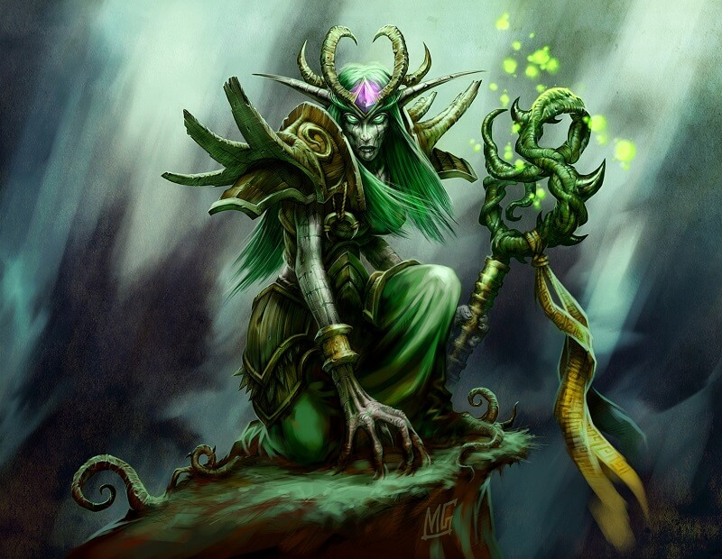 druid artwork