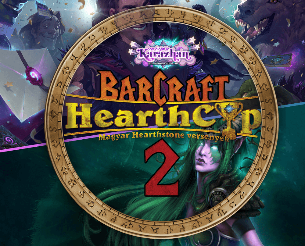 Vasárnap is verseny a BarCraft 2-ben (National HearthCup Championship folytatódik)