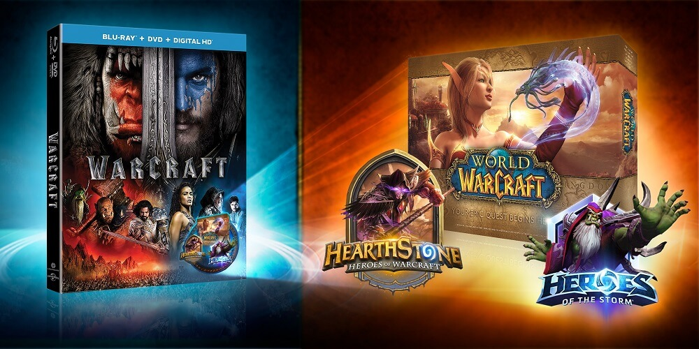 Ajándékok a Warcraft film mellé