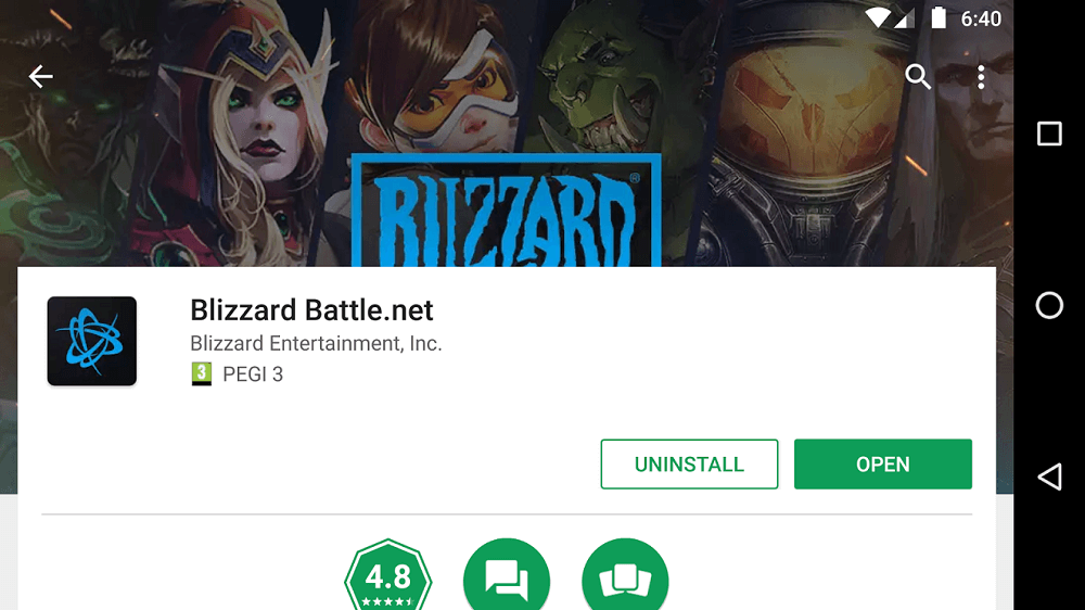 Blizzart Battle.Net