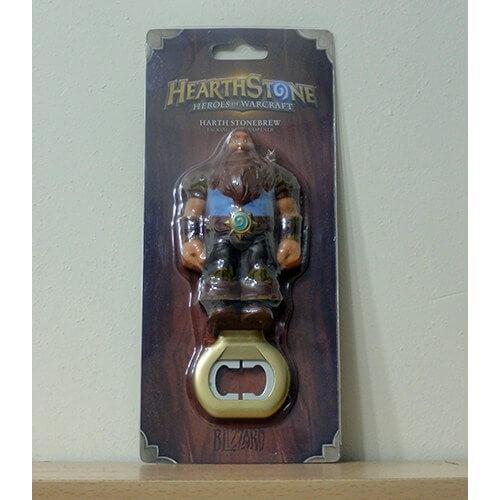 Hearthstone bottle opener