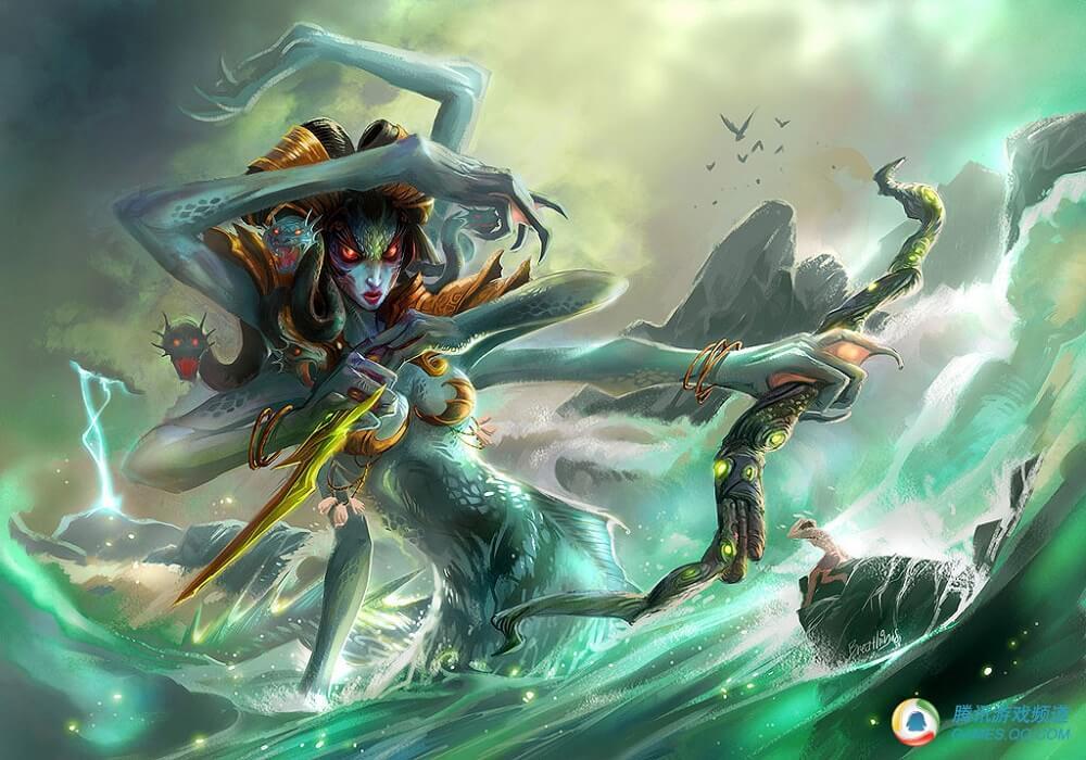 Ben Brode elmagyarázza a Naga Sea Witch változását