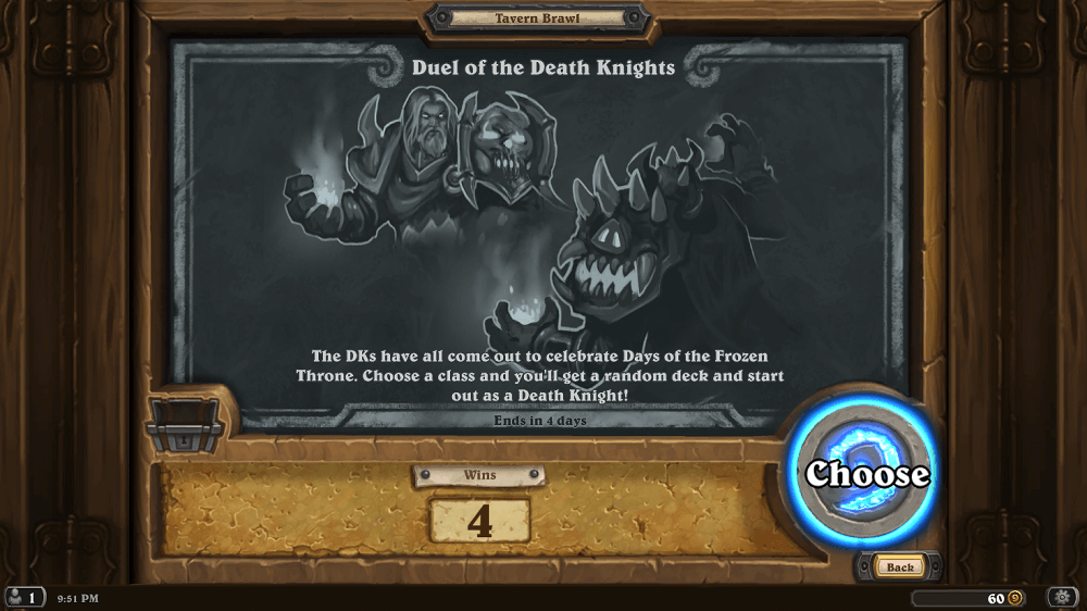 Duel of the Death Knights Brawl