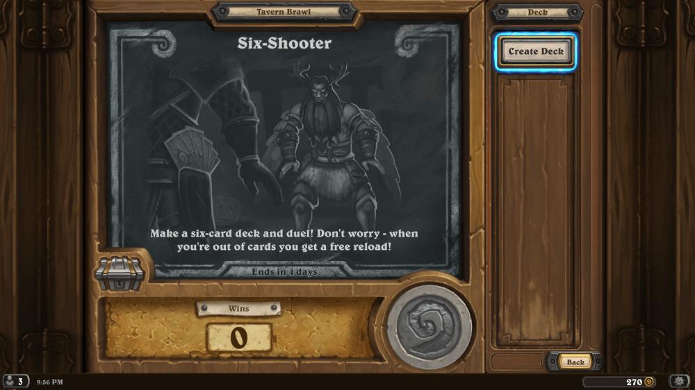 Six-Shooter Kocsmai Verekedés