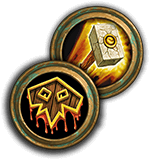 Tombs of Terror, dual-class hősök