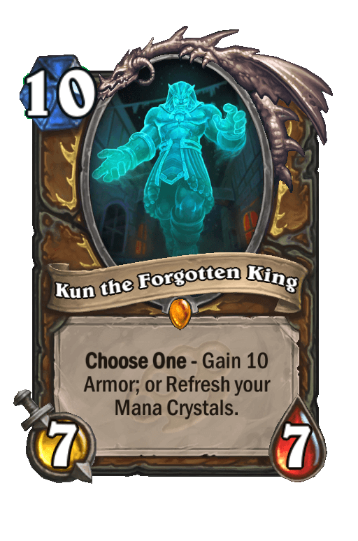Kun, the Forgotten King
