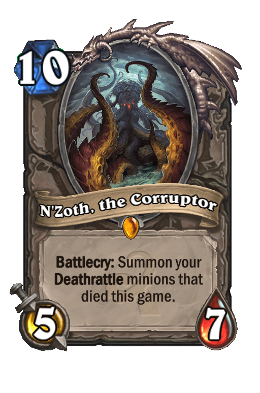 Nzoth, the Corruptor
