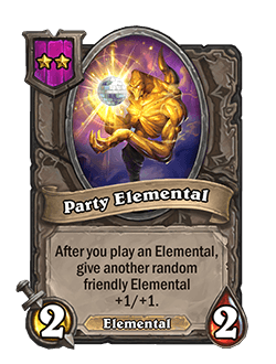 Party Elemental
