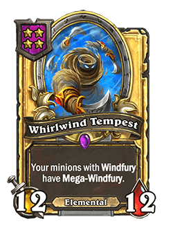 Whirlwind Tempest Golden