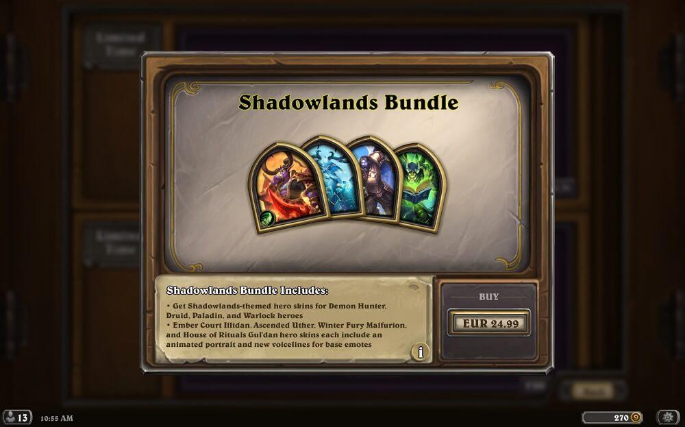 Shadowlands Bundle