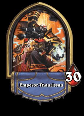 emperor thaurissan blackrock mountain ellenség