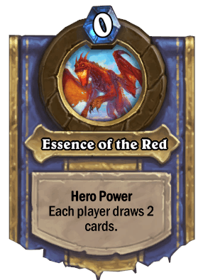 essence of  the red hero power