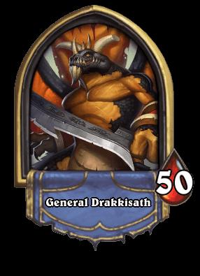 general drakkisath blackrock mountain ellenség