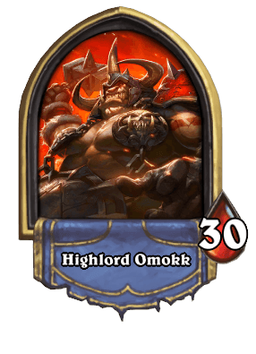highlord omokk blackrock mountain ellenség