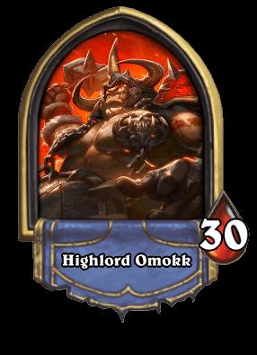 highlord omokk blackrock mountain ellenség