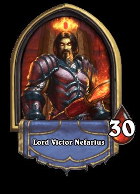 lord victor nefarius blackrock mountain ellenség