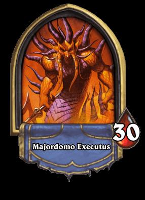 Majordomo Executus ellenség