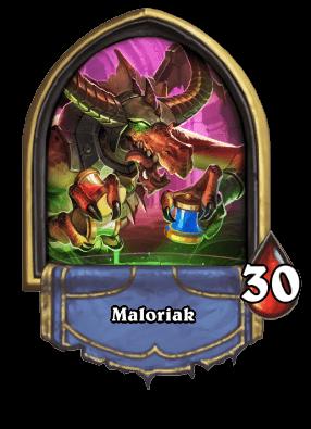 Maloriak ellenség